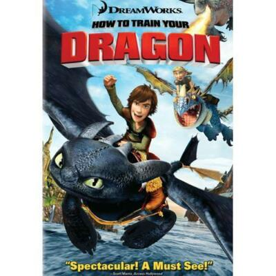 How to Train Your Dragon by Jay Baruchel, Gerard Butler