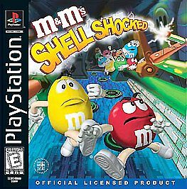 M & M's Shell Shocked