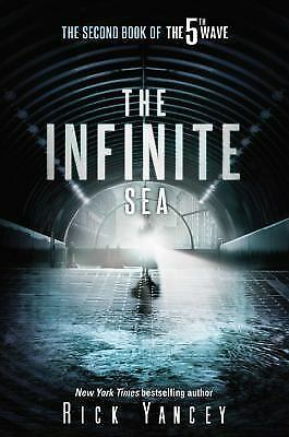 The Infinite Sea: The Second Book of the 5th Wave, Yancey, Rick, Acceptable Book