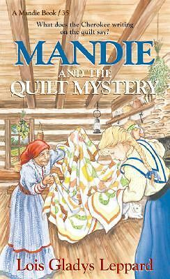Mandie and the Quilt Mystery (Mandie, Book 35), Leppard, Lois Gladys, Acceptable