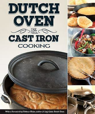 Dutch Oven & Cast Iron Cooking, Couch, Peg, Good Book