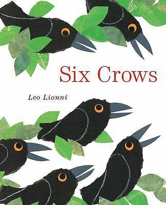 Six Crows by Lionni, Leo