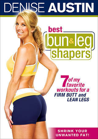Denise Austin: Best Bun & Leg Shapers by Denise Austin