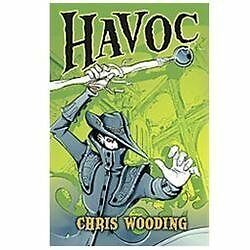 Malice #2: Havoc, Wooding, Chris, Acceptable Book