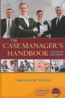 The Case Manager's Handbook, Mullahy, Catherine, Acceptable Book