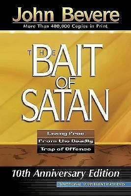 The Bait of Satan: Living Free from the Deadly Trap of Offense, John Bevere, Acc