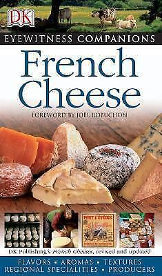 French Cheese (Eyewitness Companions), DK Publishing, Acceptable Book