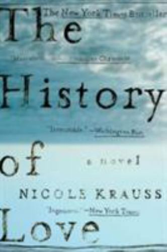 The History of Love by Krauss, Nicole