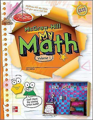 My Math, Grade 3, Vol. 1 (ELEMENTARY MATH CONNECTS), McGraw-Hill Education, Acce
