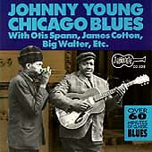 Chicago Blues, YOUNG,JOHNNY, Good