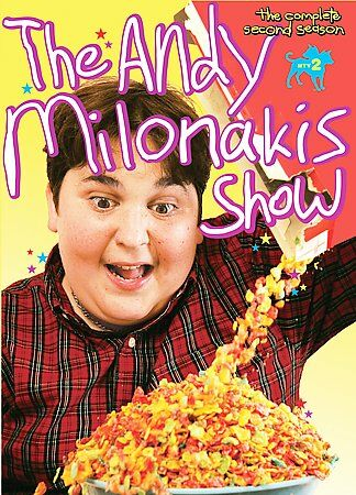 The Andy Milonakis Show - The Complete Second Season by Andy Milonakis, Ralphie