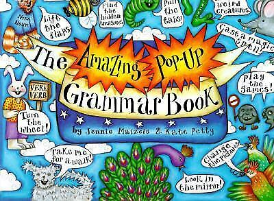 The Amazing Pop-up Grammar Book by Maizels, Jennie, Petty, Kate