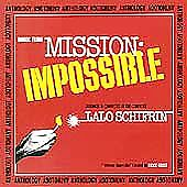 Music from Mission Impossible: Anthology, Lalo Schifrin, Good Soundtrack