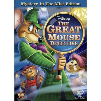GREAT MOUSE DETECTIVE:MYSTERY IN THE, New DVD, ,