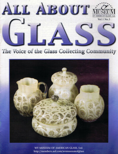 All About Glass 1-3: Findlay Onyx*Daisy & Button*Monax
