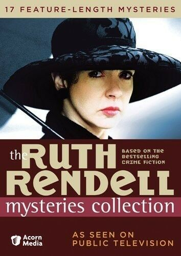 Ruth Rendell Mysteries Collection