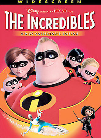 The Incredibles (Widescreen Two-Disc Collector's Edition)