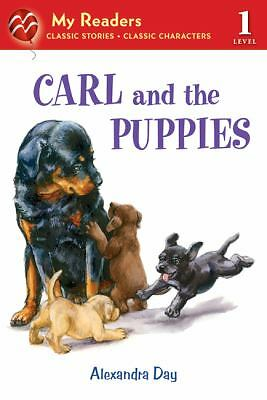 Carl and the Puppies (My Readers Level 1), Day, Alexandra, Good Book