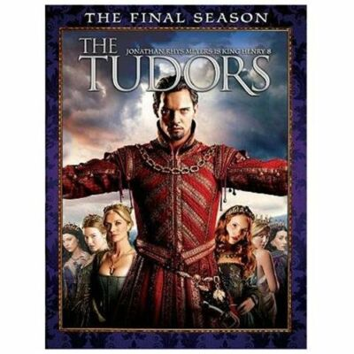 The Tudors: The Final Season, Acceptable DVD, Rod Hallett, Nick Dunning, Max Bro