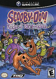 Scooby Doo: Night of 100 Frights, Acceptable GameCube, Pc Video Games