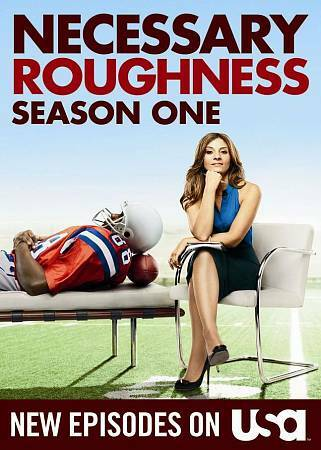 Necessary Roughness: Season 1, Good DVD, Scott Cohen, Mehcad Brooks, Marc Blucas