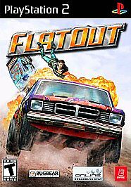 Flat Out, Good PlayStation2, Playstation 2 Video Games