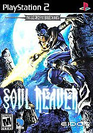 Legacy of Kain: Soul Reaver 2, Acceptable PlayStation2, Playstation 2 Video Game