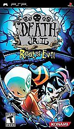 Death Jr. 2: Root of Evil - Sony PSP, Good Sony PSP, Sony PSP Video Games