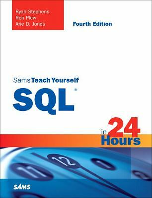 Sams Teach Yourself SQL in 24 Hours (4th Edition)