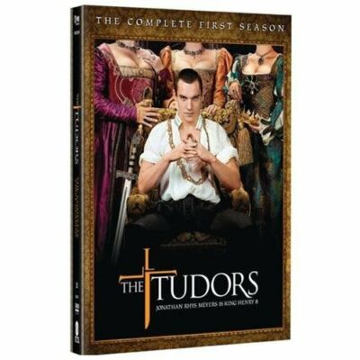 The Tudors - The Complete First Season, Good DVD, Jonathan Rhys Meyers, Henry Ca