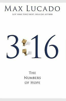 3:16: The Numbers of Hope, Max Lucado, Good Book