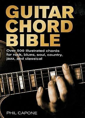 Guitar Chord Bible (Music Bibles)