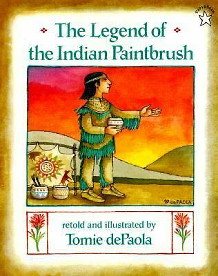 The Legend of the Indian Paintbrush, Tomie dePaola, Good Book