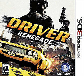 Driver: Renegade - Nintendo 3DS, Acceptable Nintendo 3DS, Nintendo 3DS Video Gam