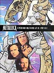 Metallica: Year and A Half Parts 1 & 2