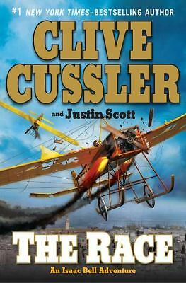 The Race, Clive Cussler, Justin Scott, Good Book