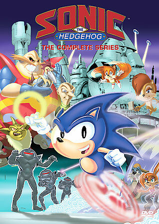 Sonic The Hedgehog - The Complete Series