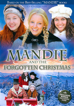 Mandie and the Forgotten Christmas, Good DVD, Gezell Fleming, Lisa Cox, Ben Winc