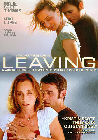 Leaving, Good DVD, Gerard Lartigau, Berta Esquirol, Daisy Broom, Alexandre Vidal