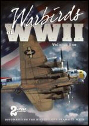 Warbirds of WWII, Vol. 1, Good DVD, Warbirds of WWII, N/a