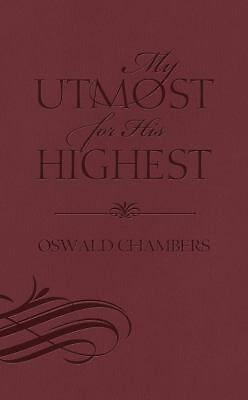 My Utmost for His Highest (Special Edition), Oswald Chambers, Good Book