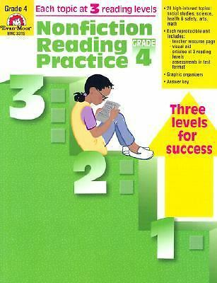 Nonfiction Reading Practice, Grade 4: Kathleen McFarren