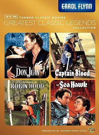 TCM Greatest Classic Film Collection: Legends - Errol Flynn (The Adventures of