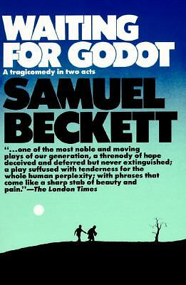 Waiting for Godot: A Tragicomedy in Two Acts, Samuel Beckett, Good Book