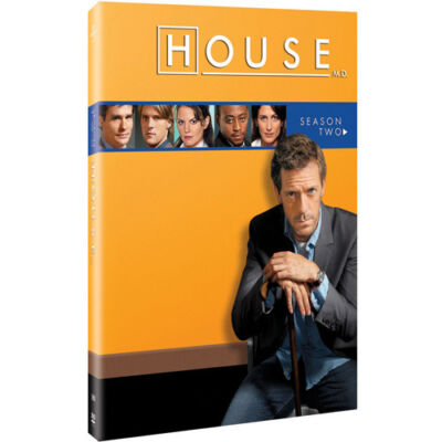 House, M.D.: Season Two, Good DVD, Hugh Laurie,