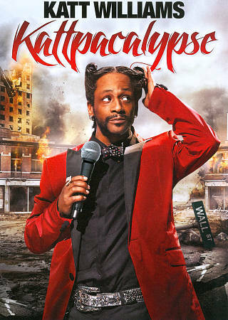 Katt Williams: Kattpacalypse, Good DVD, ,