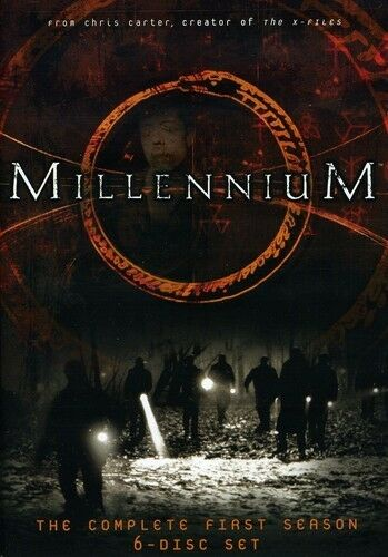 Millennium - The Complete First Season, Good DVD, Millennium,