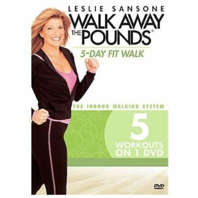 Leslie Sansone: Walk Away the Pounds - 5-Day Fit Walk