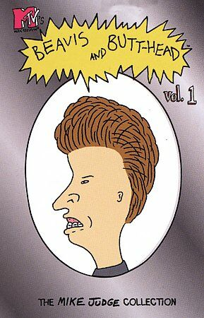 Beavis And Butt-Head: The Mike Judge Collection, Vol. 1 (Checkpoint), Excellent