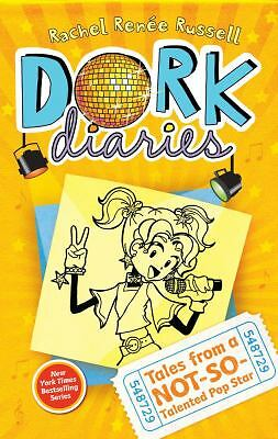 Tales from a Not-So-Talented Pop Star (Dork Diaries #3): Rachel Renee Russell